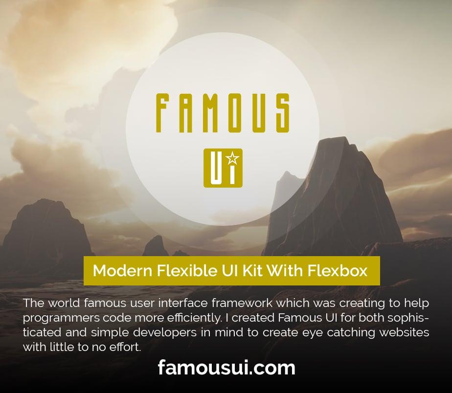 Famous UI